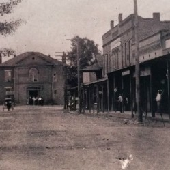 Main Street Columbiana-Photo From Museum's Digital Archive