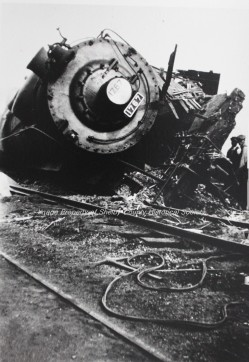Helena Train Wreck-Photo From Museum's Digital Archive