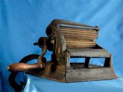 Antique Fluting Iron, Circa 1870's