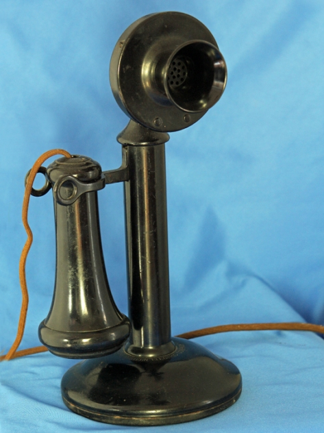 Western Electric Candlestick Telephone, Circa 1915